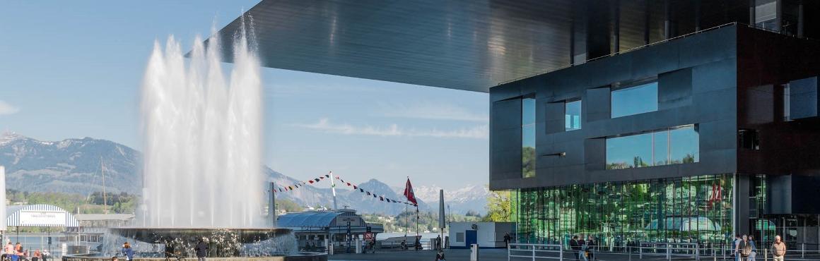 Herzlich Willkommen im KKL Luzern