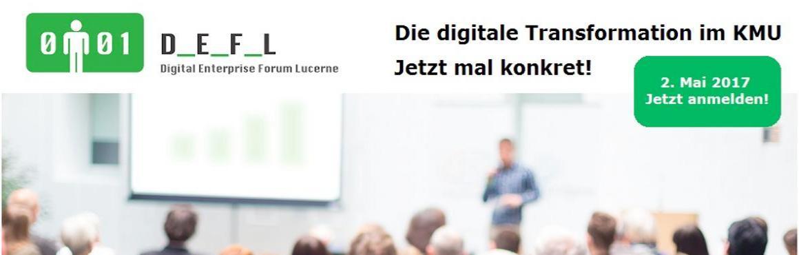 Digital Enterprise Forum Lucerne