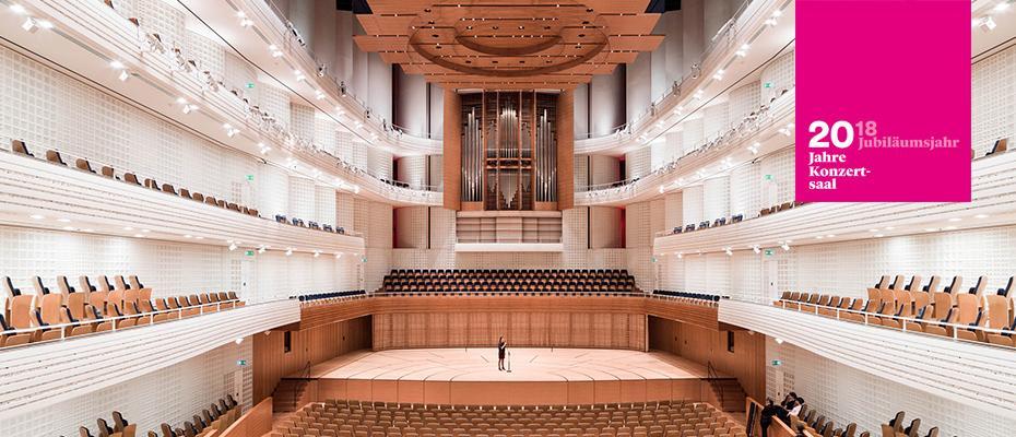 Jubiläum 20 Jahre Konzertsaal