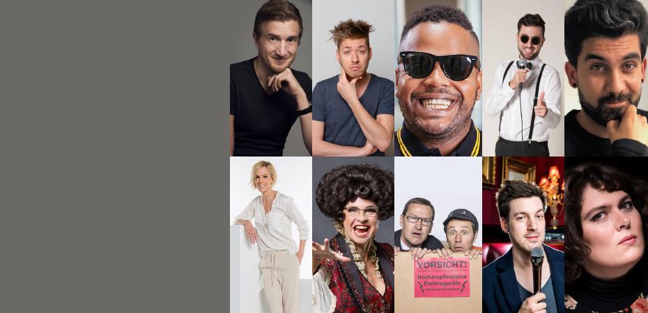 JRZ Comedy Night