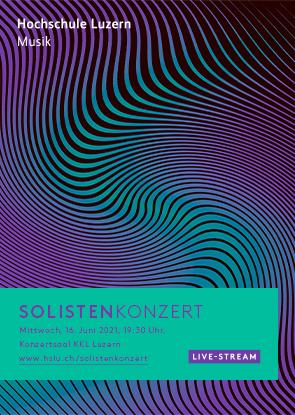 Solistenkonzert 2021 - Live Stream