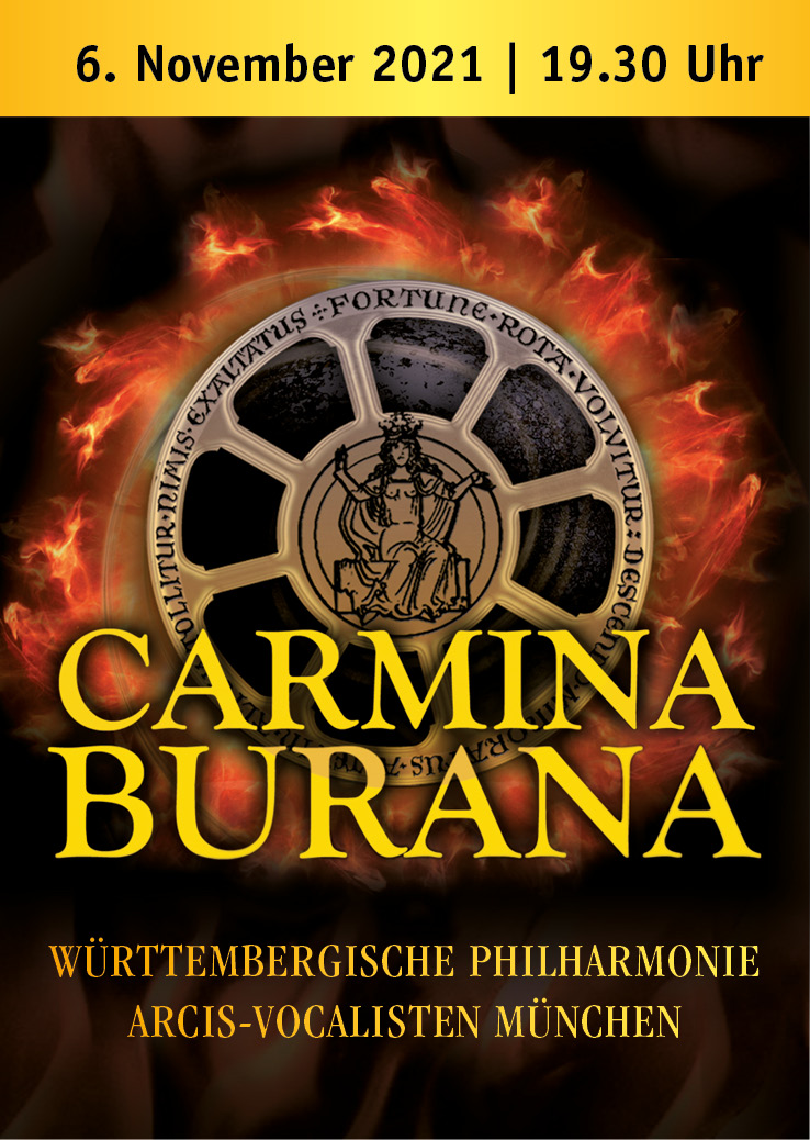 Carmina Burana & Boléro – Obrasso Concerts