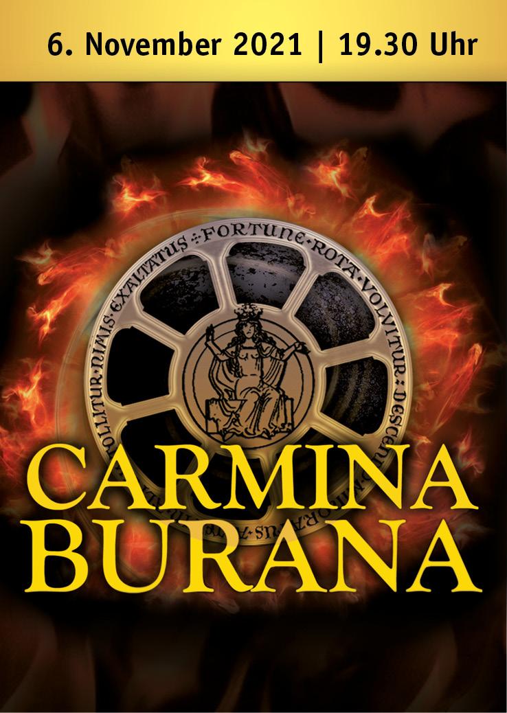 Carmina Burana & Boléro