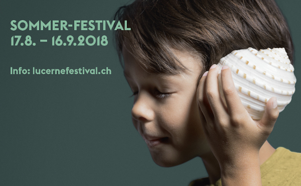 Vorschau auf das Sommer-Festival 2018