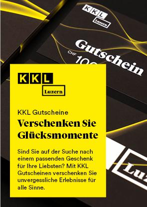 KKL Gutscheine