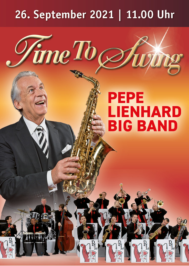 Pepe Lienhard Big Band - World Band Festival Luzern