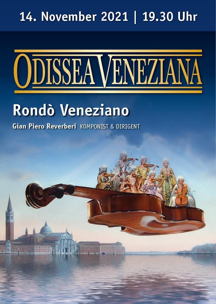 Odissea Veneziana – Rondo Veneziano