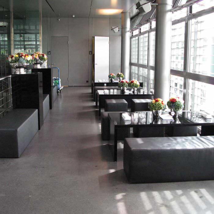 Terrace hall for The terrace hall