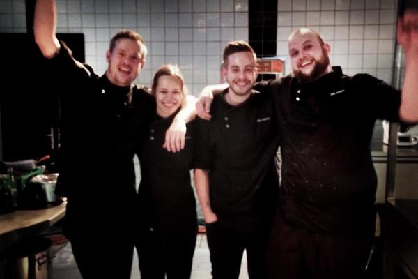 Team vom KKL-Restaurant «RED» gewinnt zum zweiten Mal den Kitchen Battle Luzern