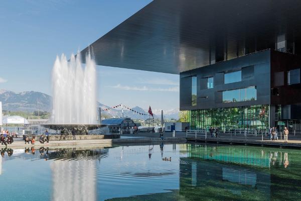 KKL Luzern gewinnt zum zweiten Mal den Swiss Location Award